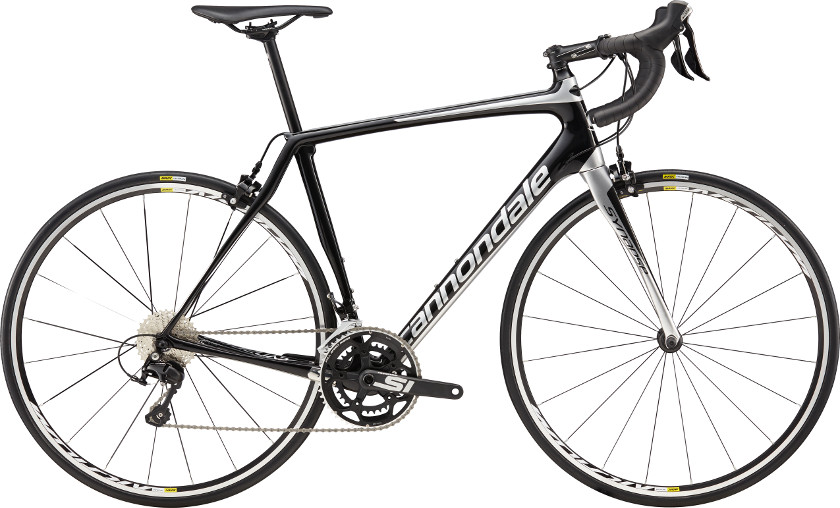 【cannondale】SYNAPUSE CARBON105 54 シルバー/ブラック
