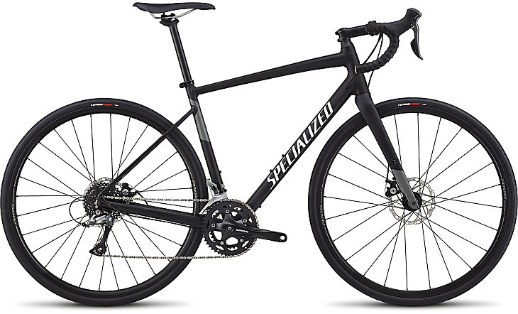 【Specialized】DIVERGE E5 ブラック 52