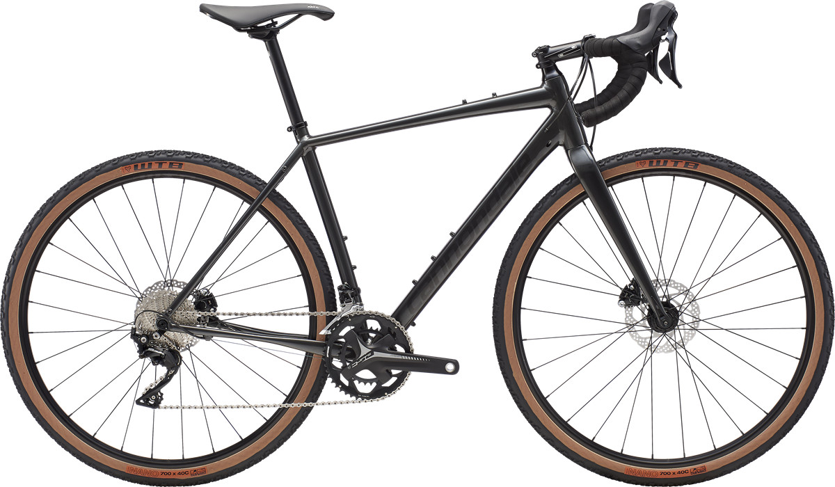 【cannondale】TOPSTONE 105 ガンメタ S