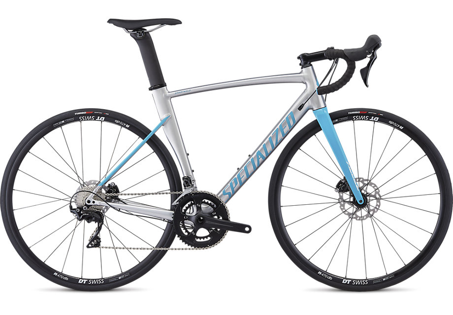 【Specialized】ALLEZ SPRINT COMP シルバー/ブルー 52