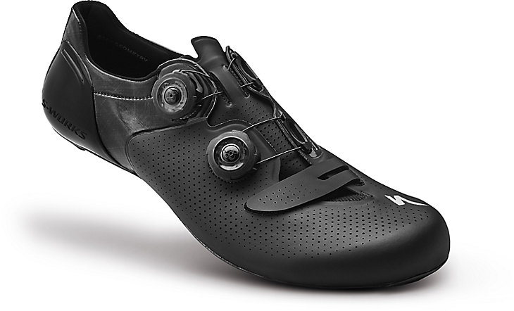【S-WORKS】SW 6 RD SHOE BLK WIDE