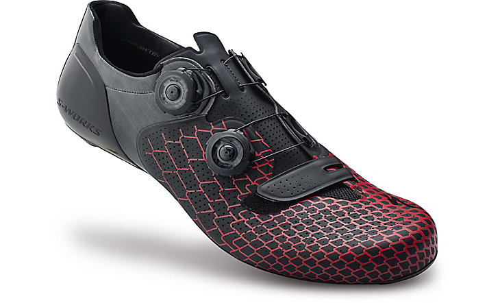 【S-WORKS】SW 6 RD SHOE BLK/RED